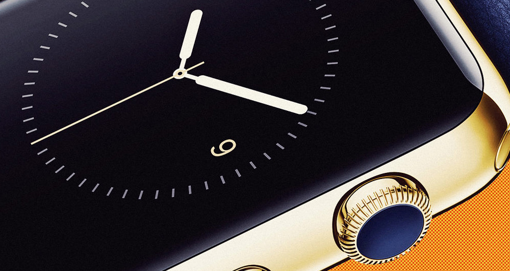 What Can A Gold Rolex Tell You About Apple Watch Edition?