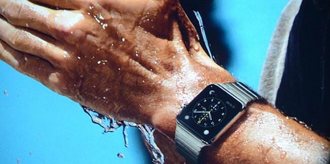 IPX7-Rated Apple Watch Is Water Resistant Up To One Meter For 30 Minutes