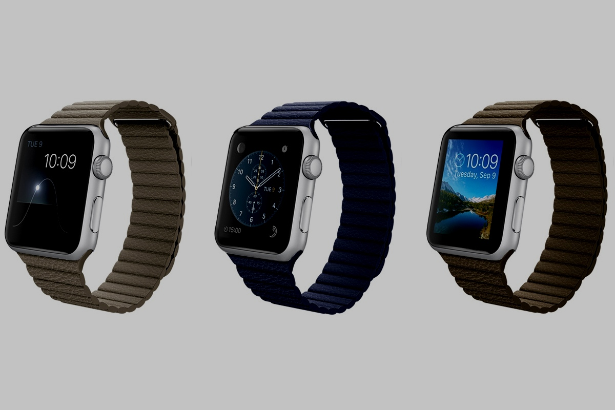 Here's How The Leather Loop Band Will Look On Apple Watch Sport (Updated)