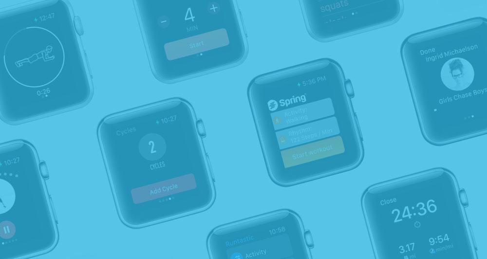 Best Apple Watch Fitness Apps
