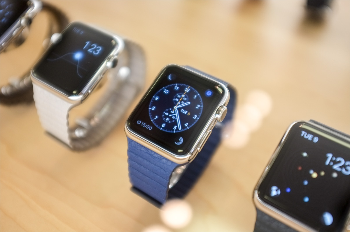 Pictures and First Impressions of Apple Watch