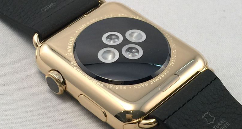 A Gold Plated Apple Watch Will Only Set You Back $650