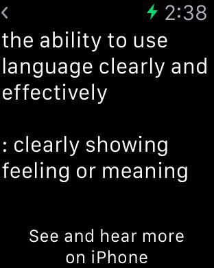 webster dictionary app