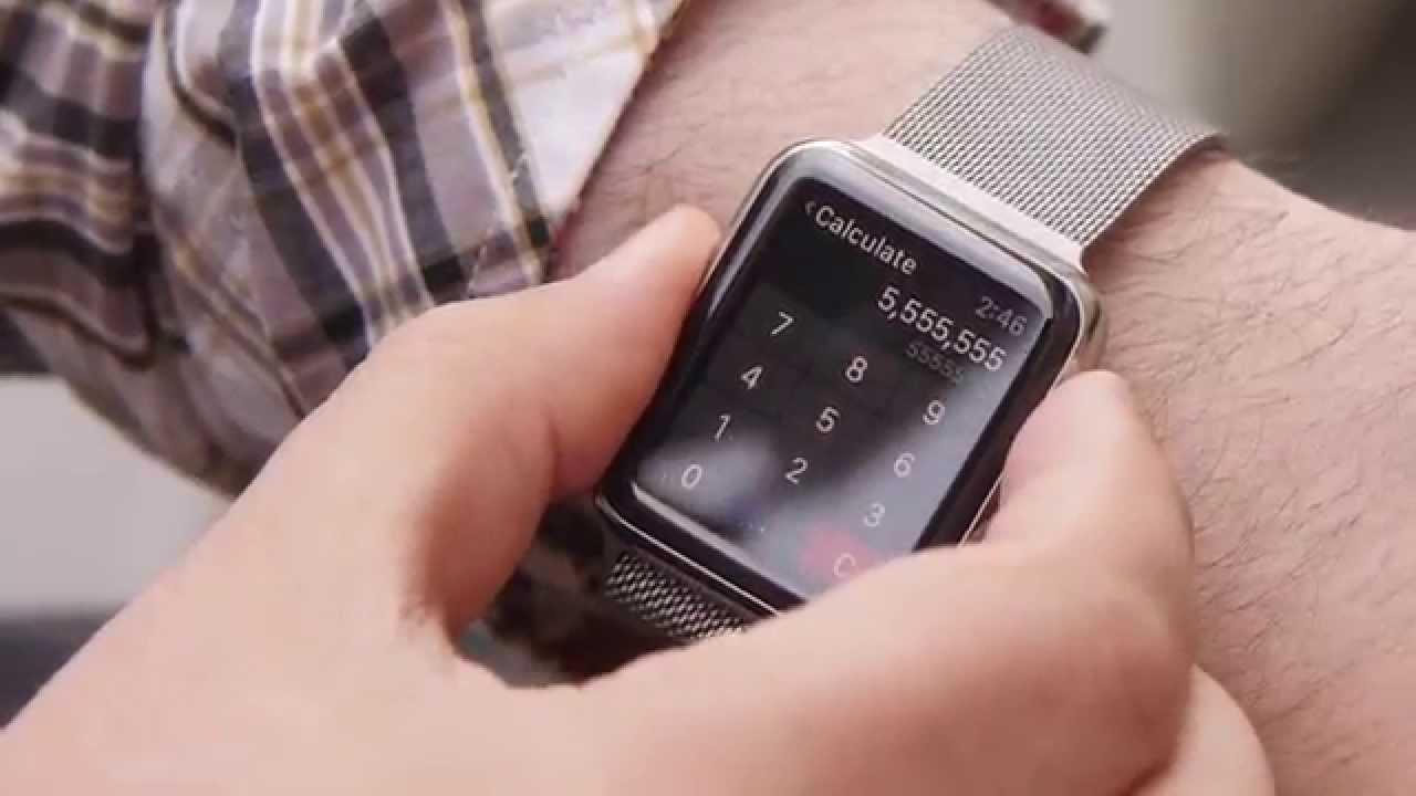 Apple Watch 101: Screenshots On Apple Watch Are Easy