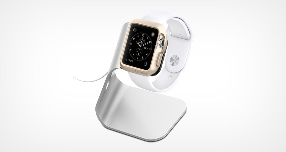 Our Favorite Apple Watch Stands