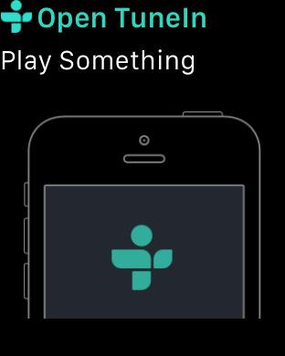 Tune In Radio Pro Apple Watch App | Watchaware