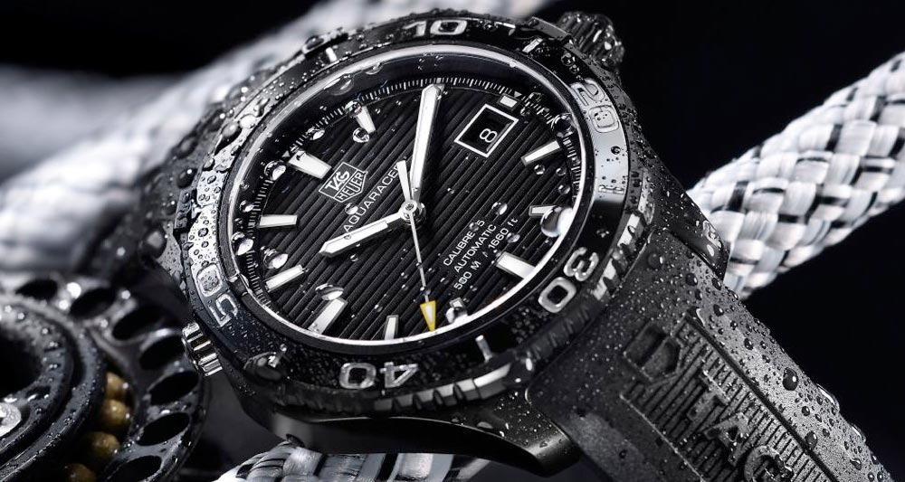 Tag Heuer's Android Wear Smarwatch Will Be $1400, Have 40 Hour Battery