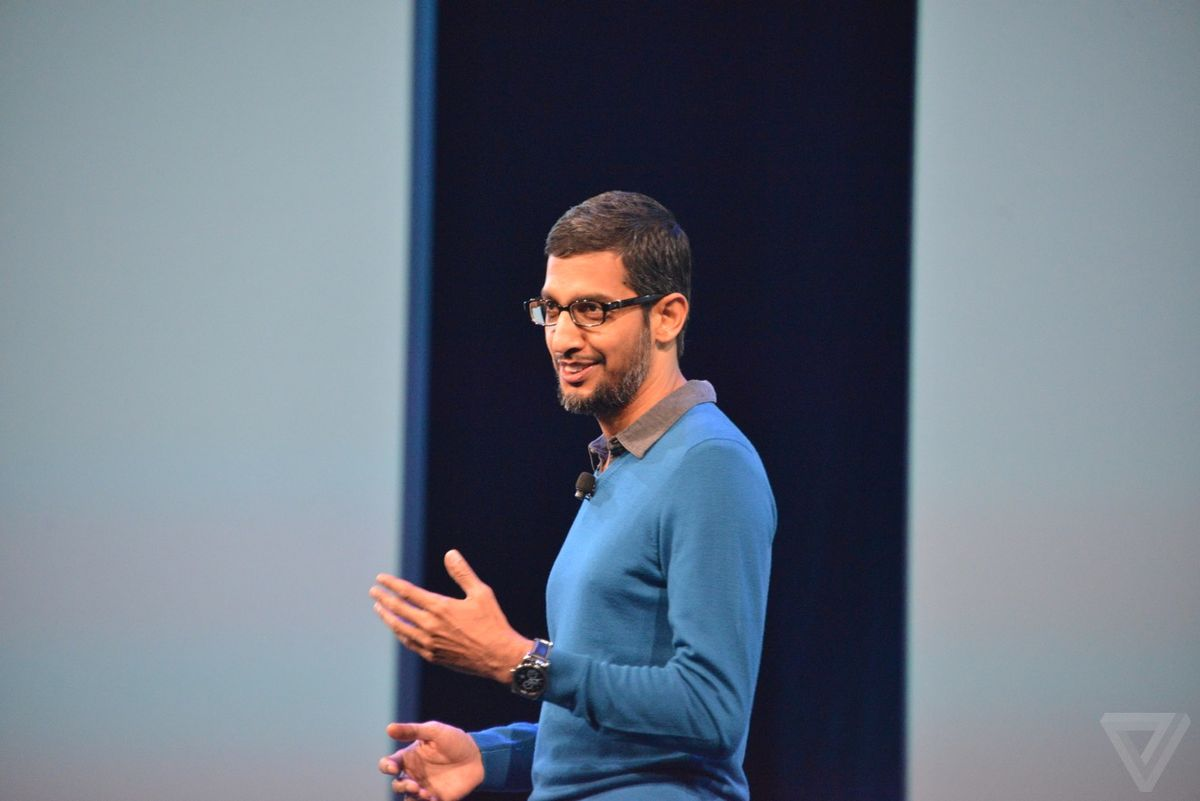 Google Doesn't Seem To Care About The Wrist