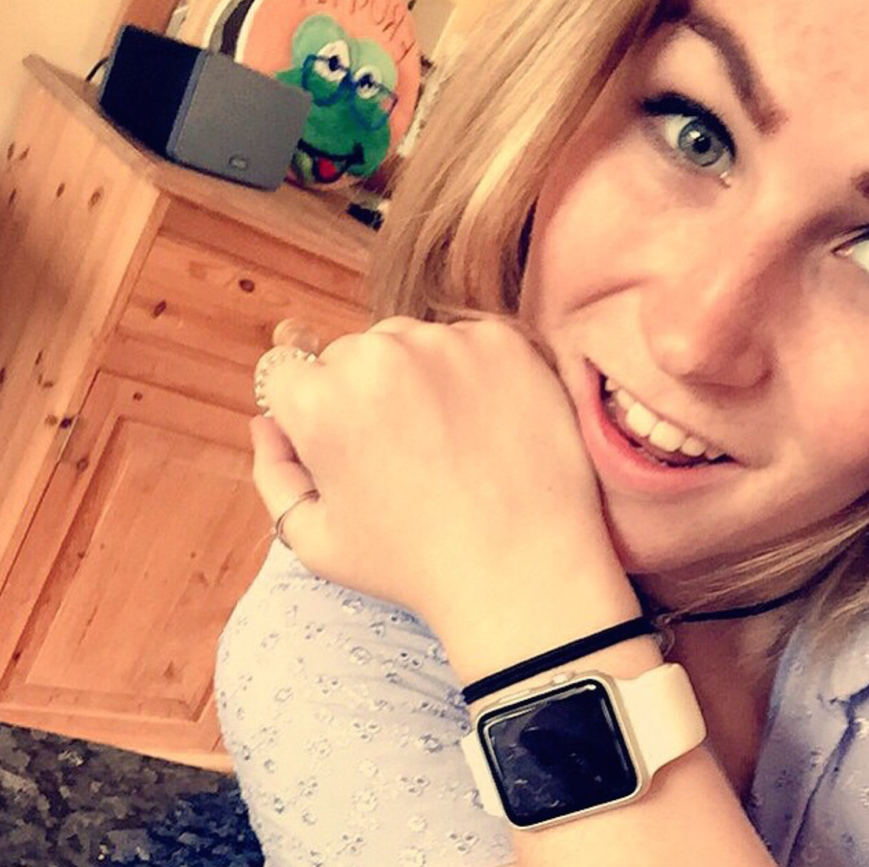 Living with Apple Watch and Usher Syndrome