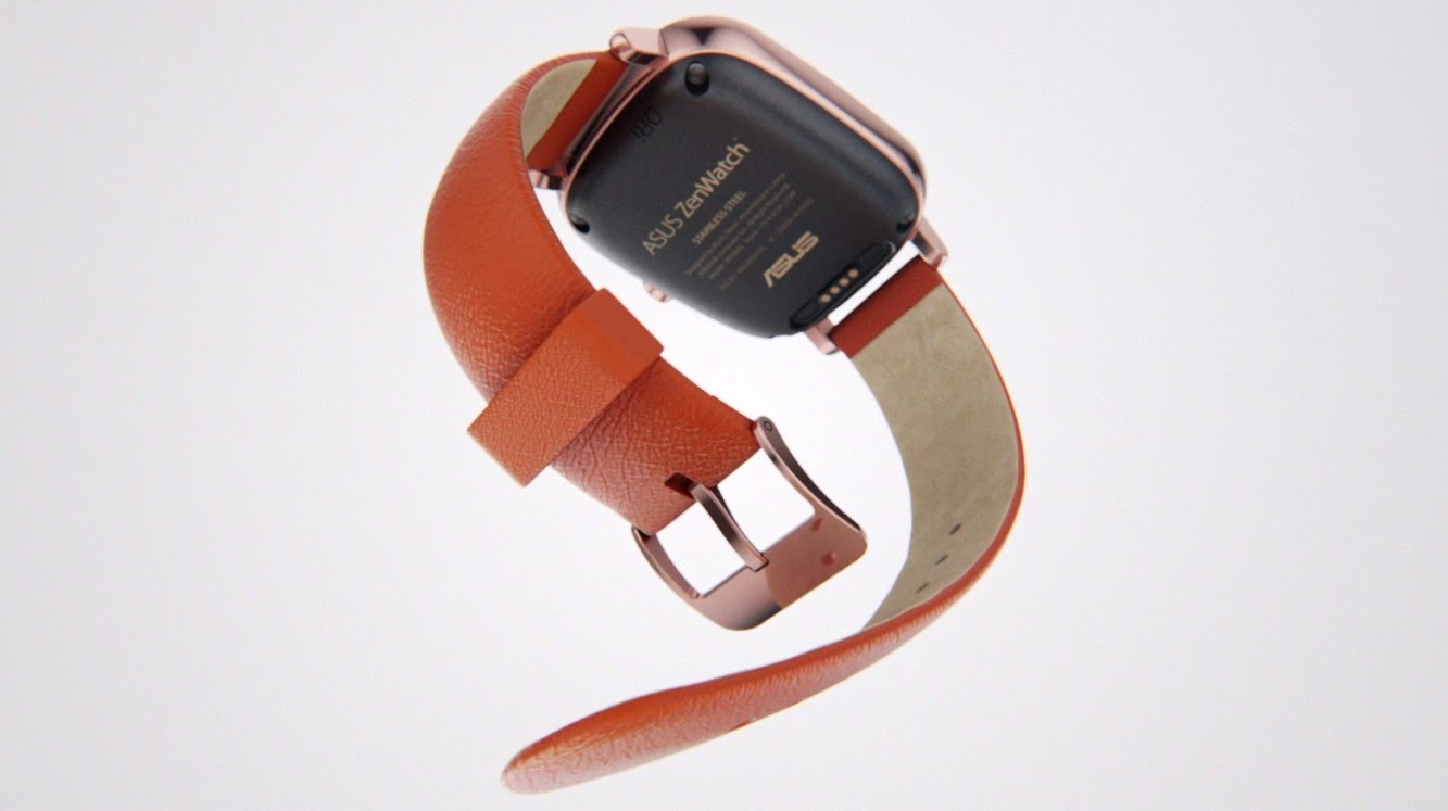 The Asus ZenWatch 2 Design Video Looks Awfully Familiar