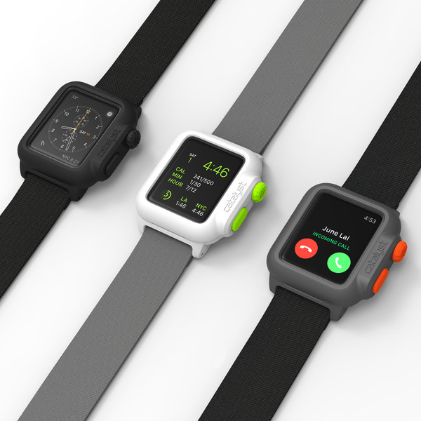 Catalyst Apple Watch Case is World's First IP68 Certified Waterproof Case