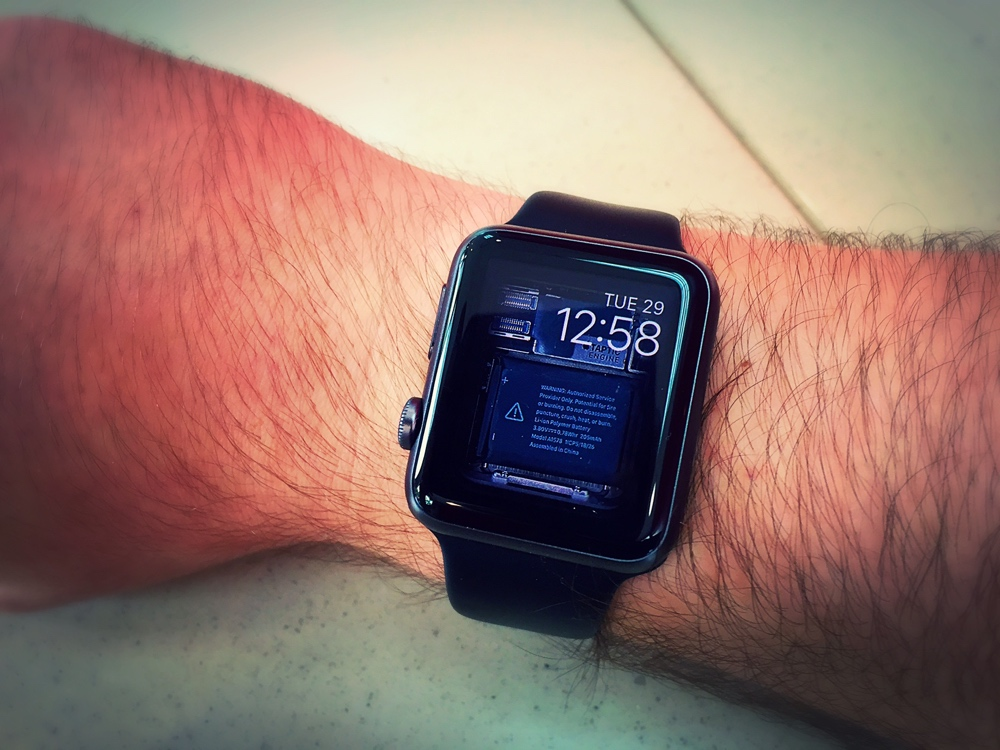 Apple Watch Photo Face Gallery Offers Cool Customization