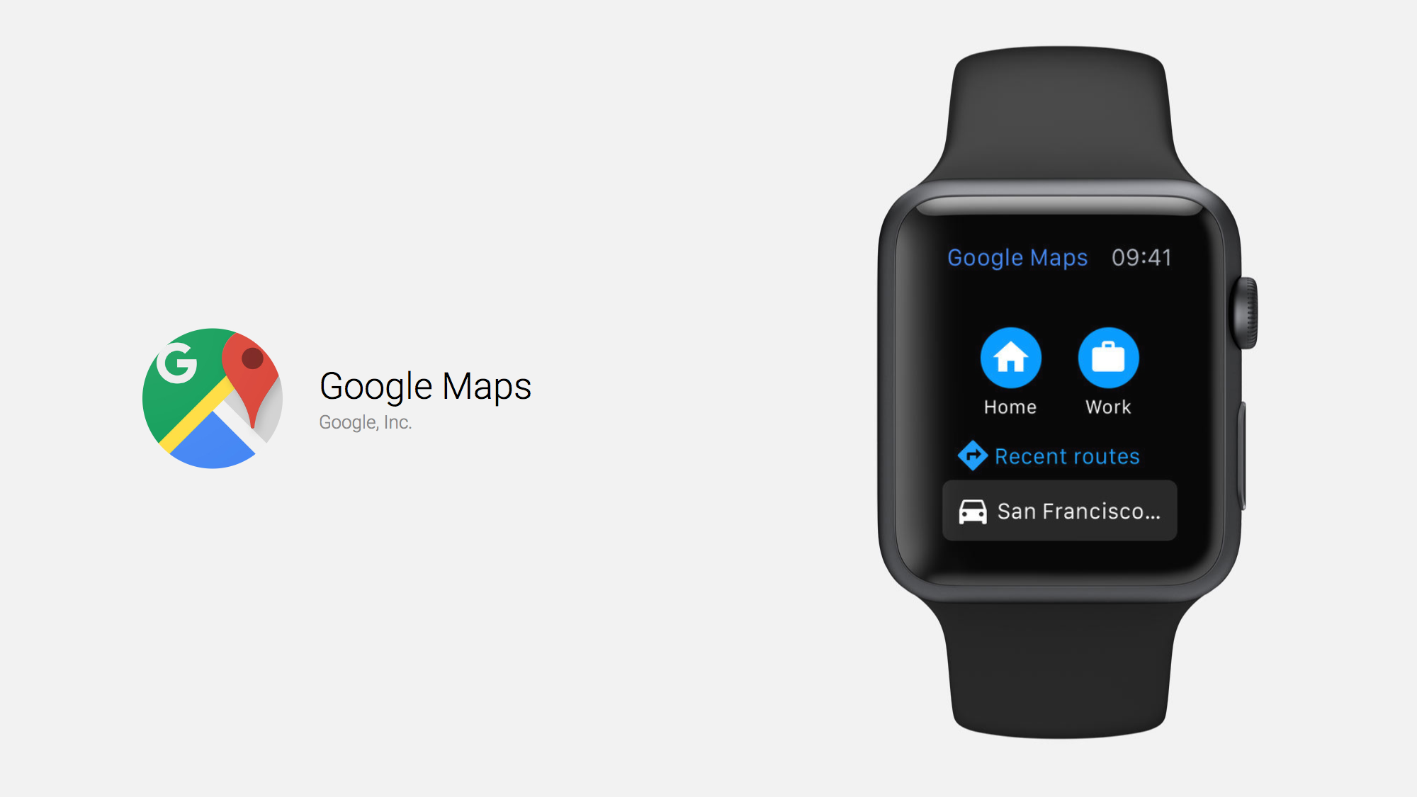 Google Maps for iOS Updated with Support for Apple Watch
