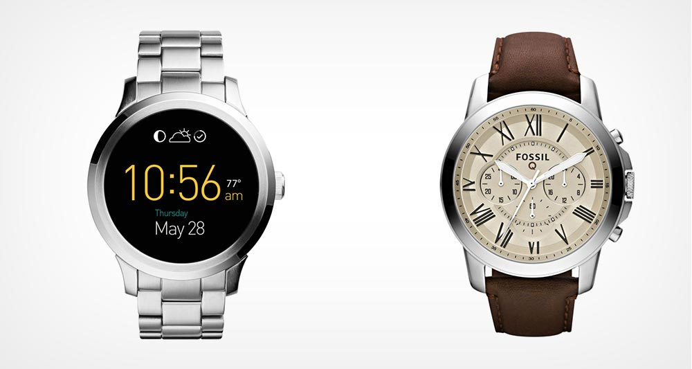 Fossil Announces Android Wear smartwatch