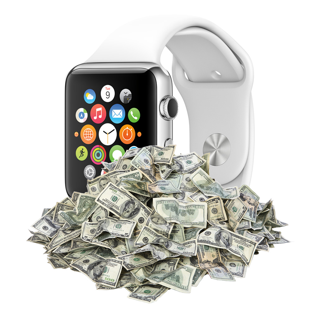 Of Course Apple Watch Is Selling Well. Why Wouldn't it?