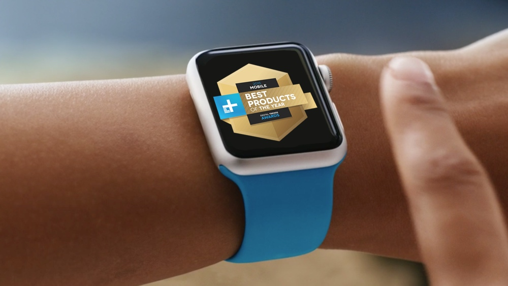 Digital Trends Names Apple Watch Best Mobile Of 2015
