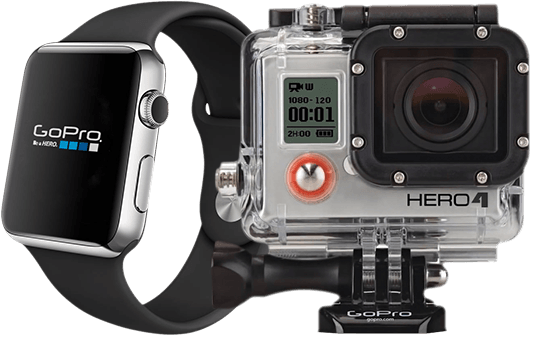 GoPro Apple Watch App And The Reality Of Ruggedness