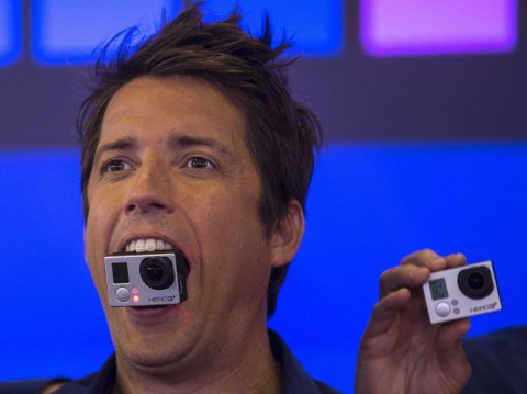 GoPro Stock Plunge Could Affect Wearables Market