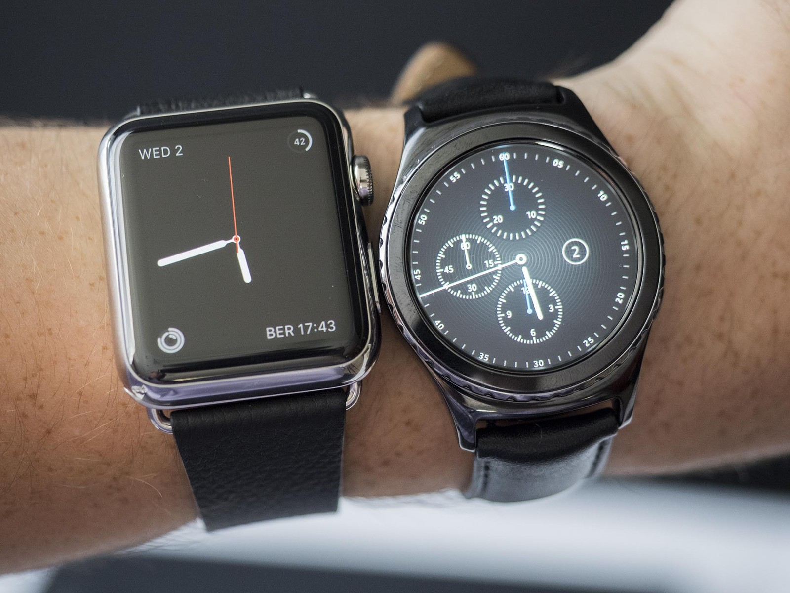 Is Samsung's Gear S2 3G The Best Smartwatch On The Market?