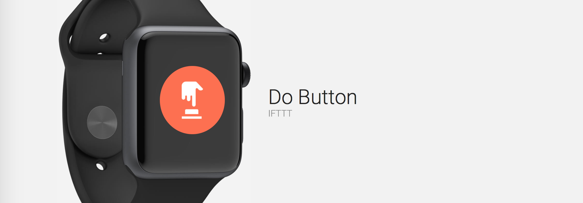 IFTTT's DO Button for Apple Watch brings automation to the