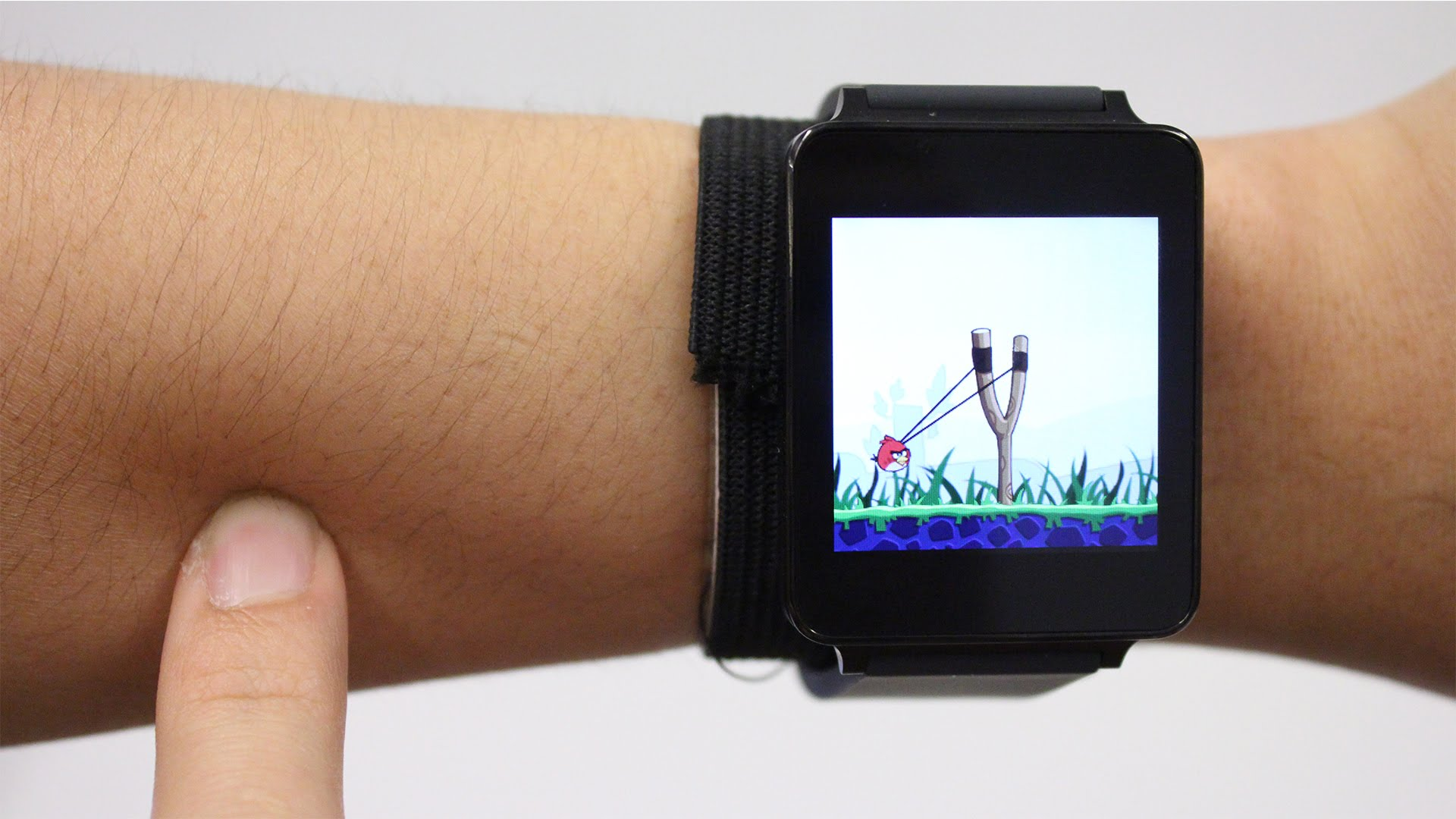 Carnegie Mellon Figures A Way To Turn Your Skin into a Touchscreen for your Smartwatch