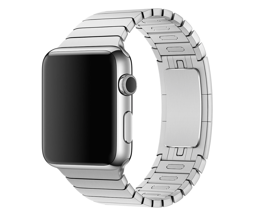 Grab a Budget Apple Watch Link Bracelet Knock-Off From OULUOQI