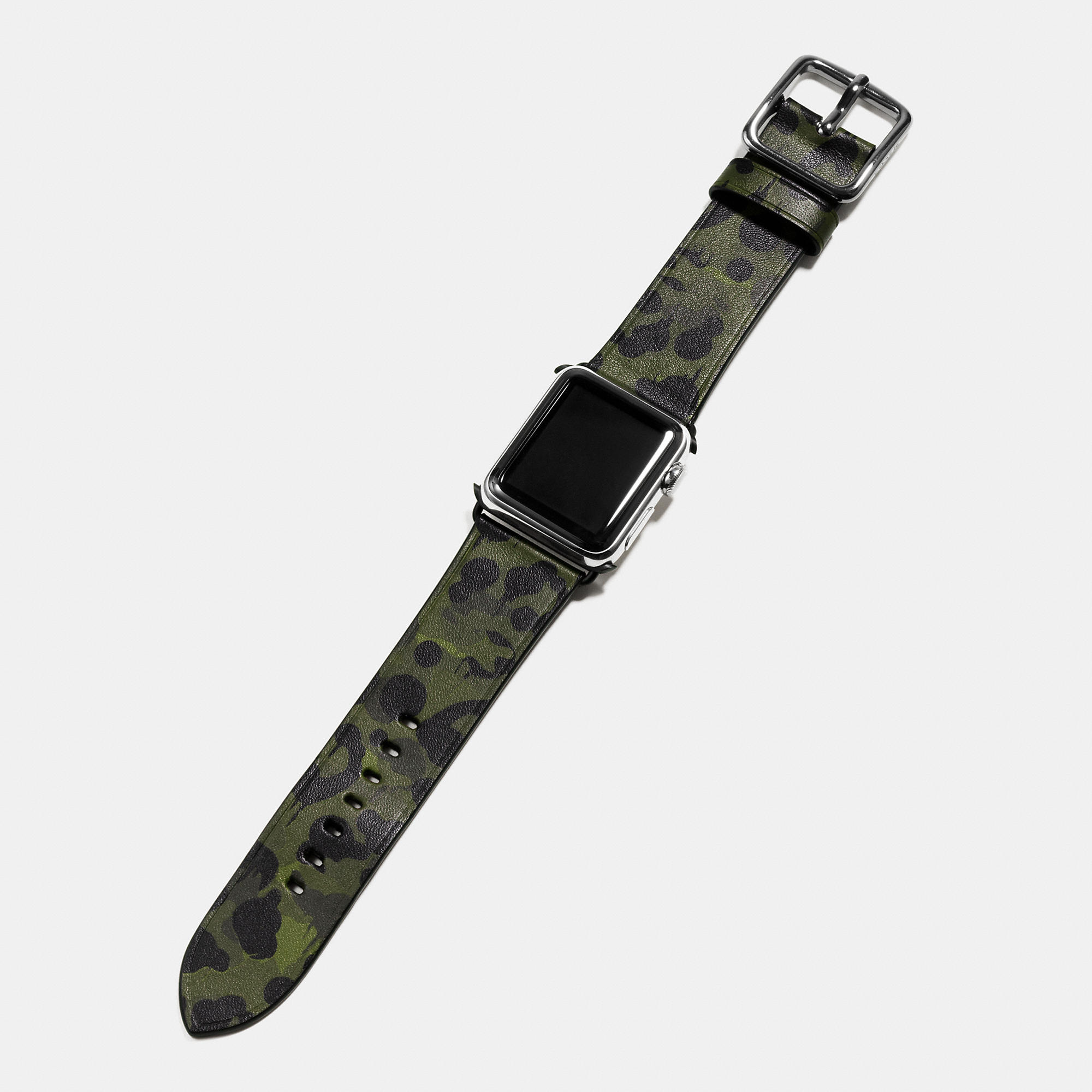 Some Coach Apple Watch Bands Available Now