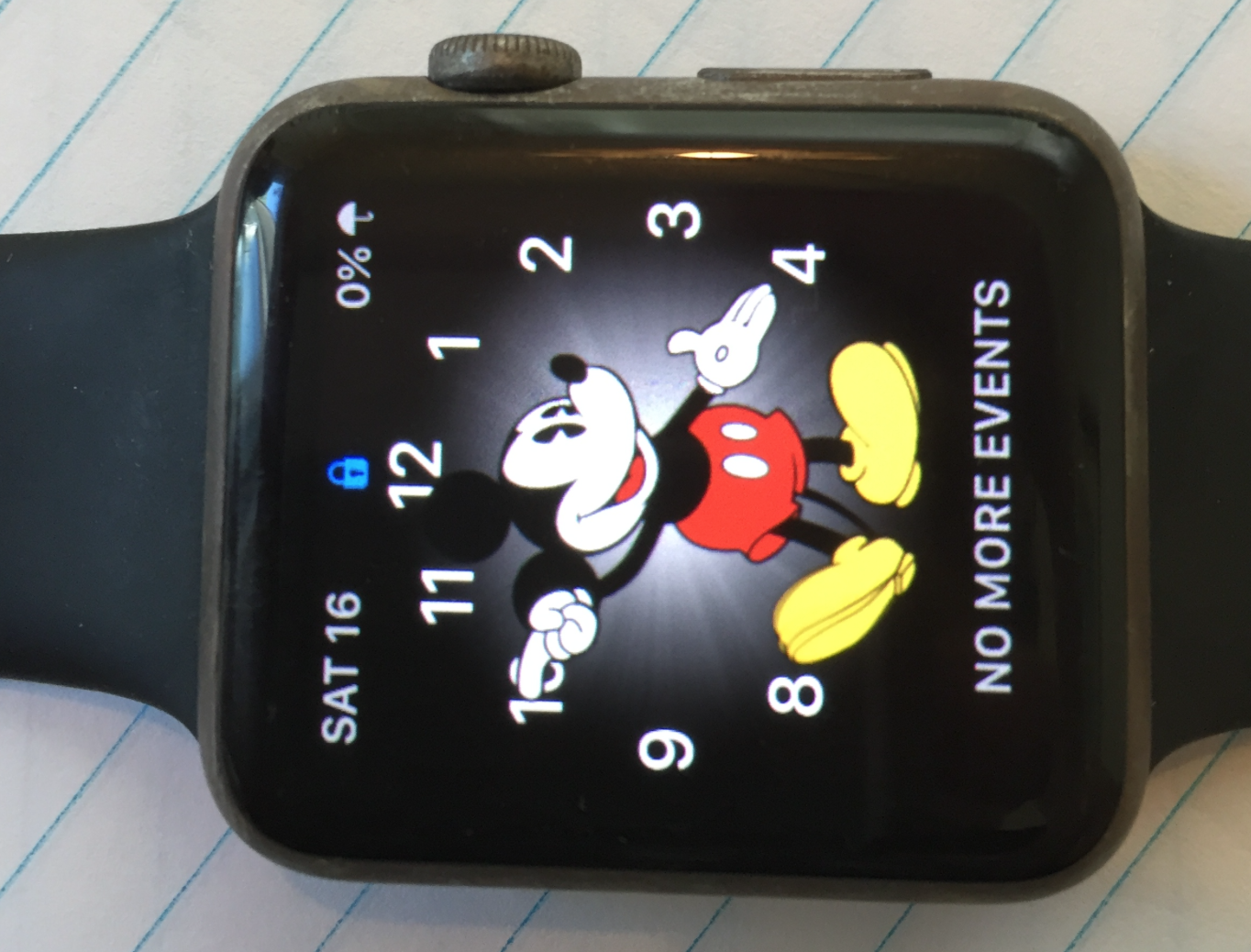 Apple Watch Survives Over a Month Submerged in Lake
