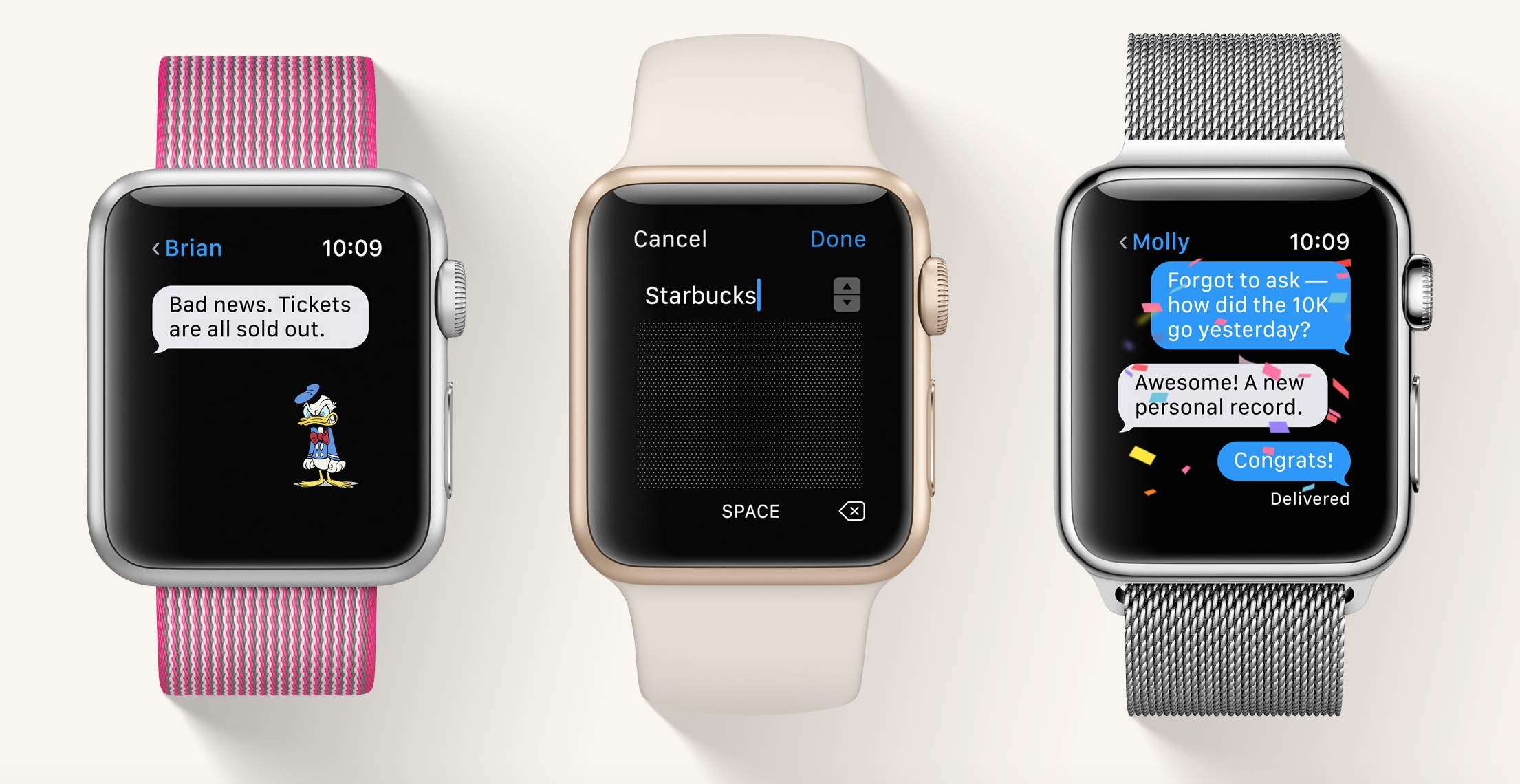 watchOS 3 Update for Apple Watch Now Publicly Available