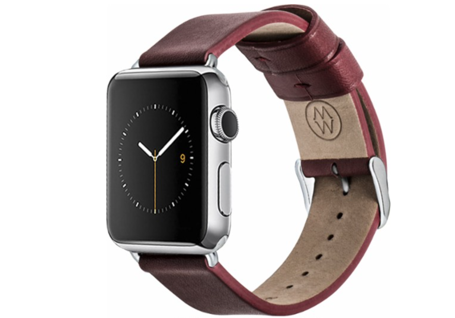 Get a Monowear Apple Watch Band for Just $9.99
