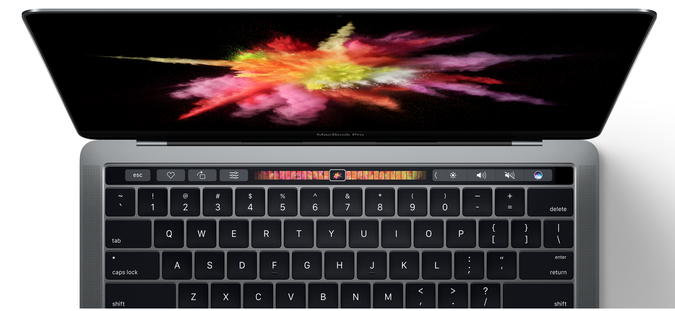 """Apple's MacBook Touch Bar is Actually a Mini Apple Watch"""