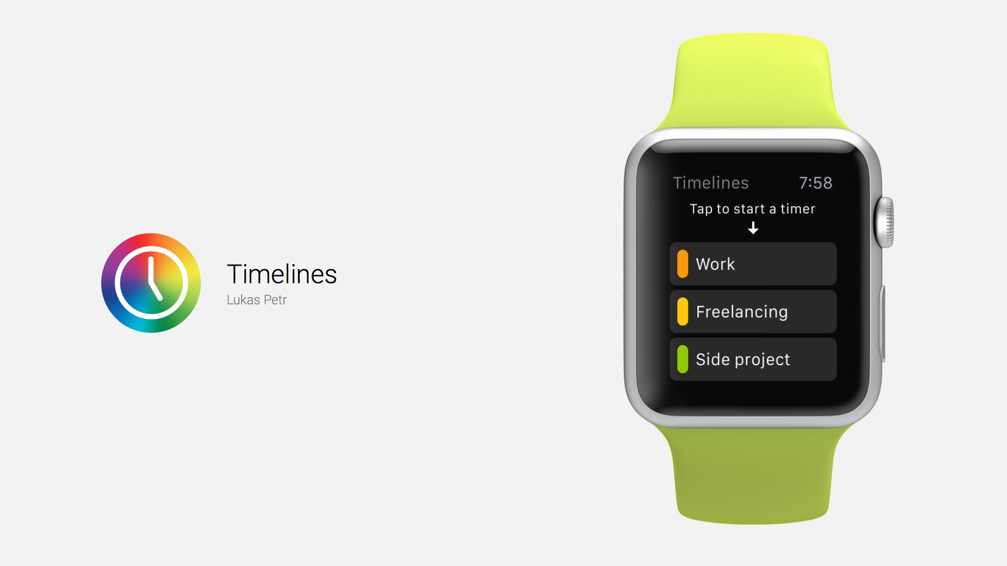 MultiTimer Lets You Use Multiple Timers on the Apple Watch