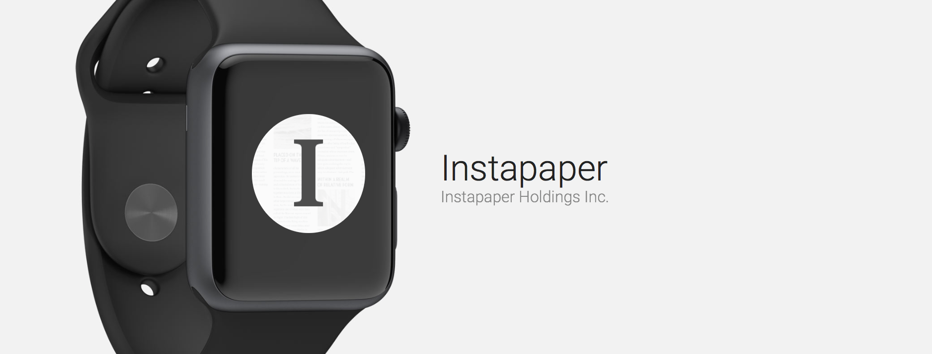 Get Instapaper on Your Apple Watch With New Premium Features For Free