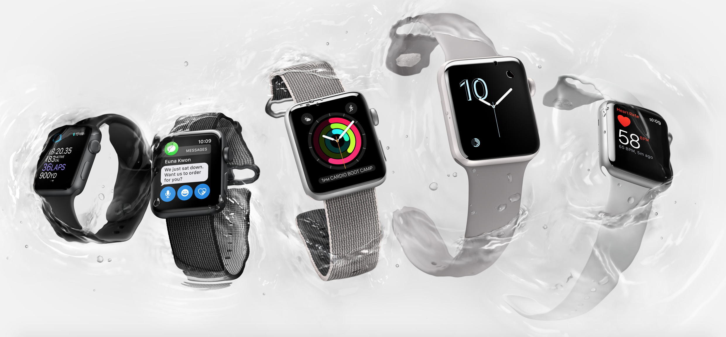 Pick Up a Genuine Apple Watch Sport Band or Woven Nylon Band for $18