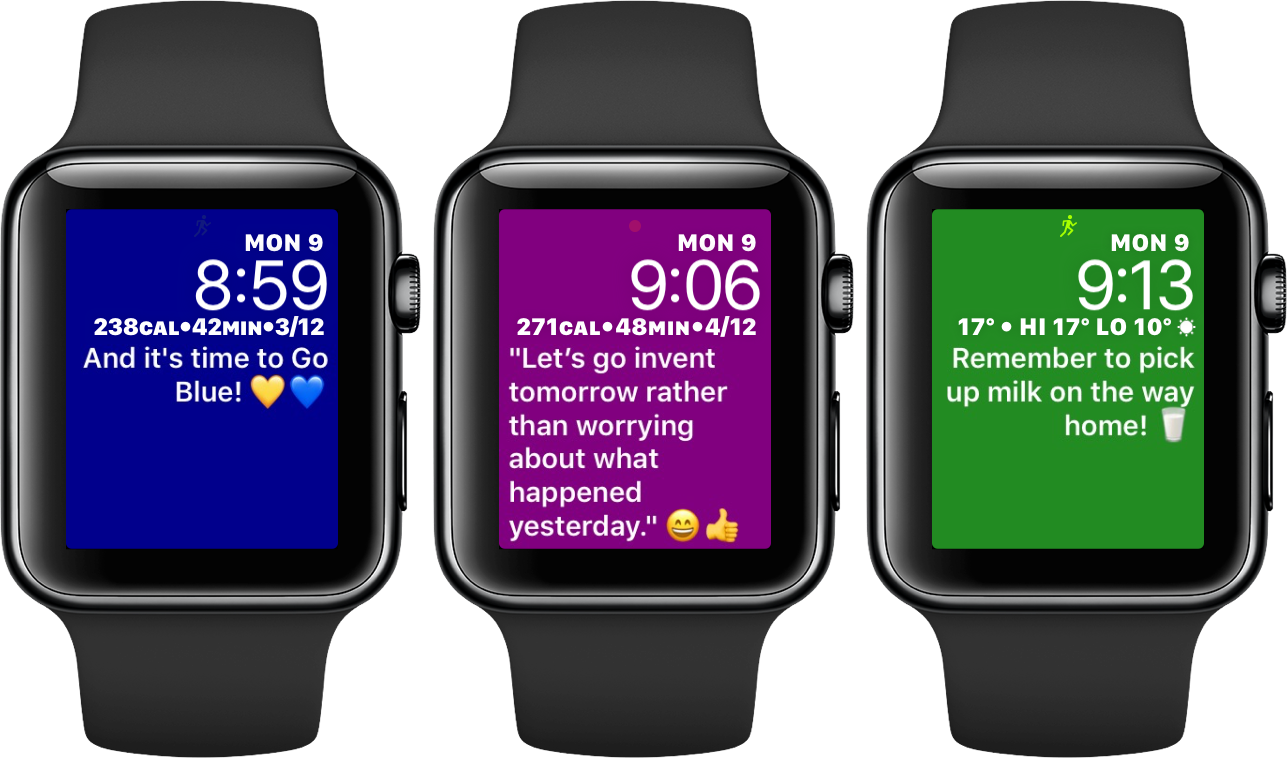 Customize Your Apple Watch With Custom Faces