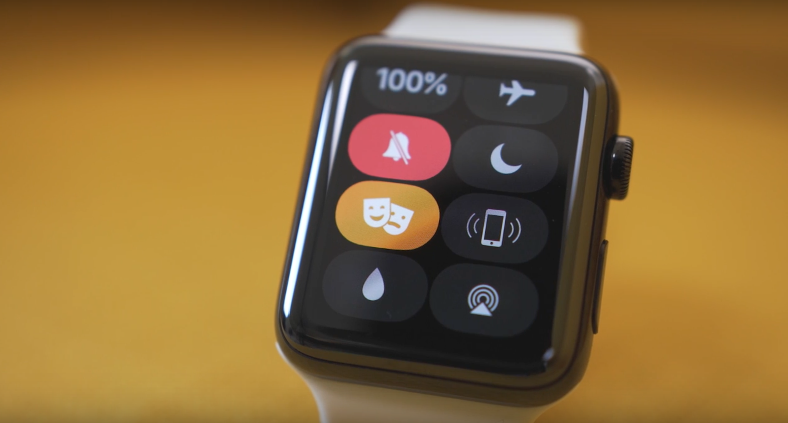 MacRumors Video Shows Theater Mode in WatchOS 3.2 Beta