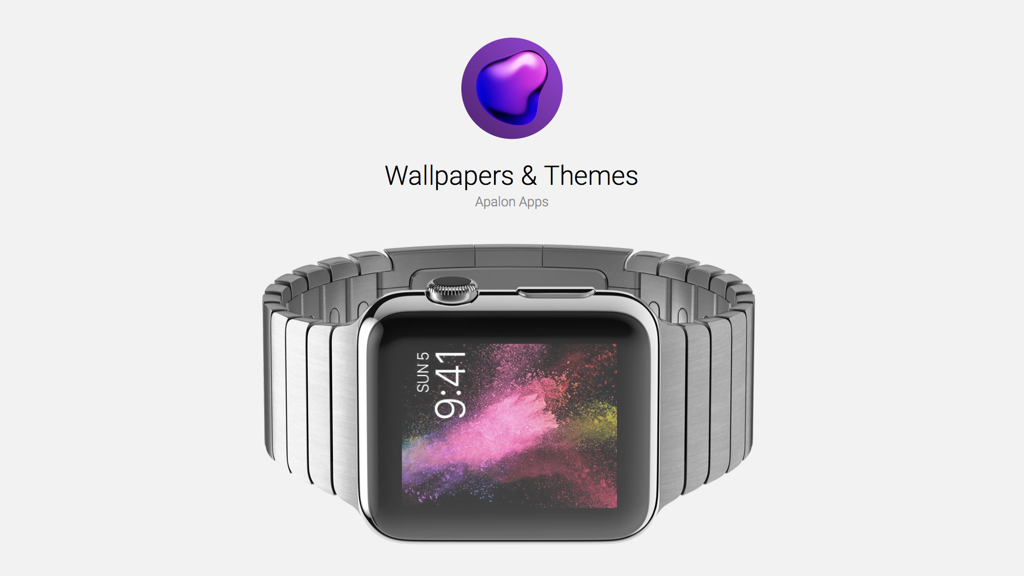 Wallpapers & Themes to Customize Your Apple Watch