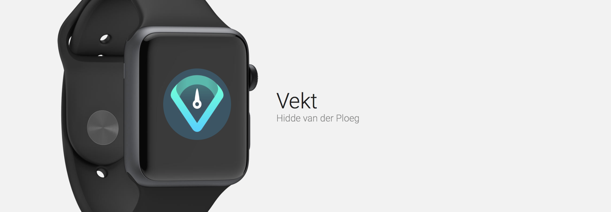 Vekt - Track Your Weight Fast & Simple on the Apple Watch