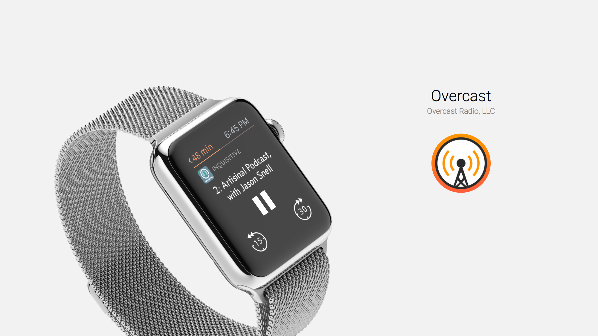 Overcast Podcast Player Gets a Huge Update