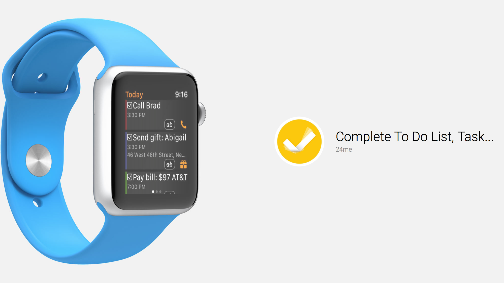 Complete is a Detailed, Integrated Task Management App