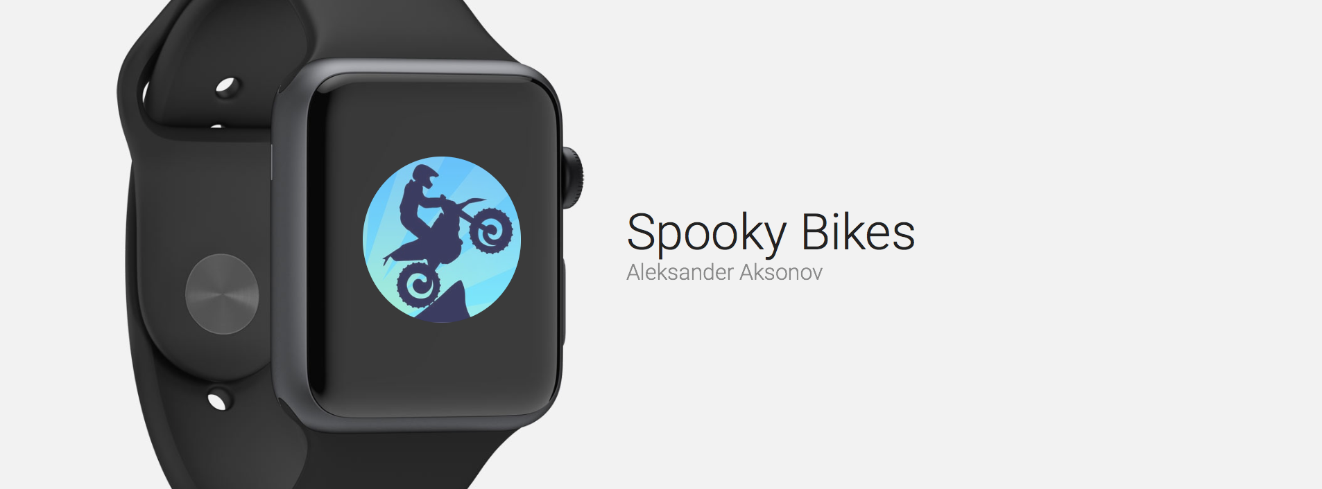 Spooky Bikes is a Frustrating Endless Runner Game