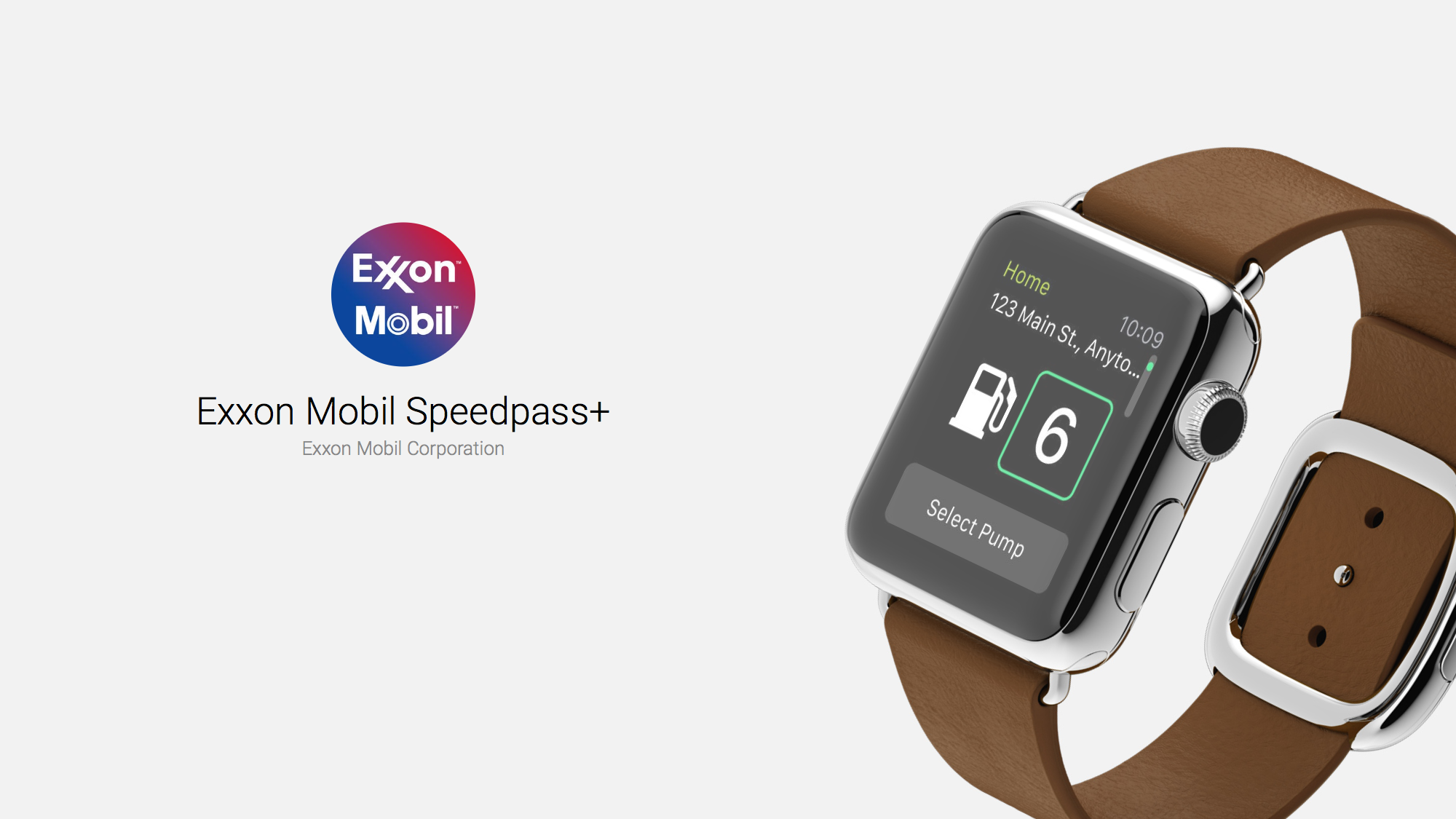 Exxon Mobil Speedpass+ Lets You Pay at the Pump
