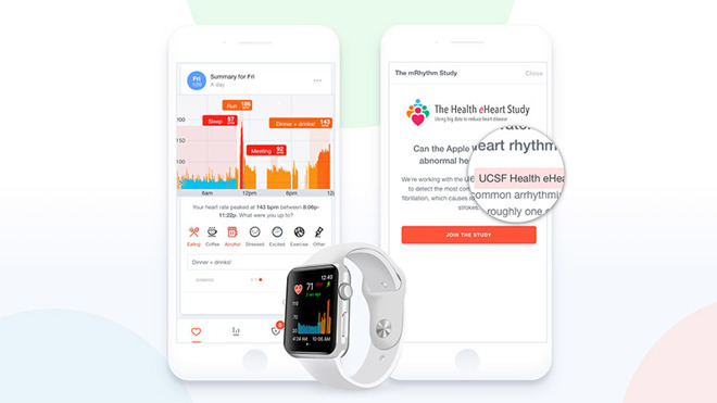 Study Shows Apple Watch Detects Serious Heart Condition With 97 Percent Accuracy