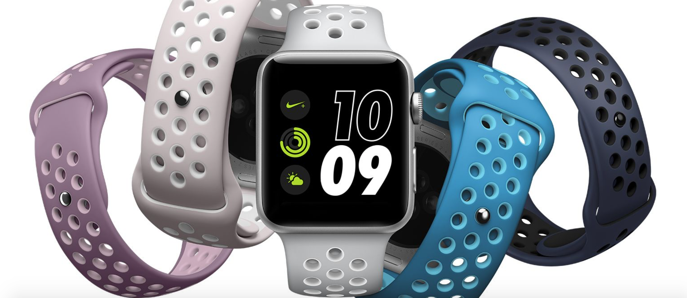 ba684e0609 Nike's New Day to Night Apple Watch Band Collection is Now on Sale ...