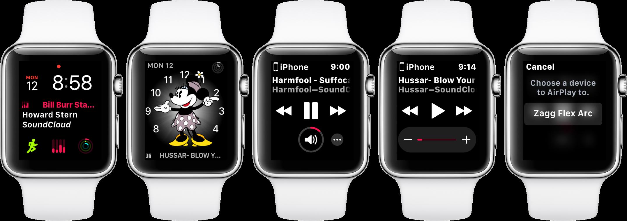 Apple Has Released watchOS 4 Beta 5