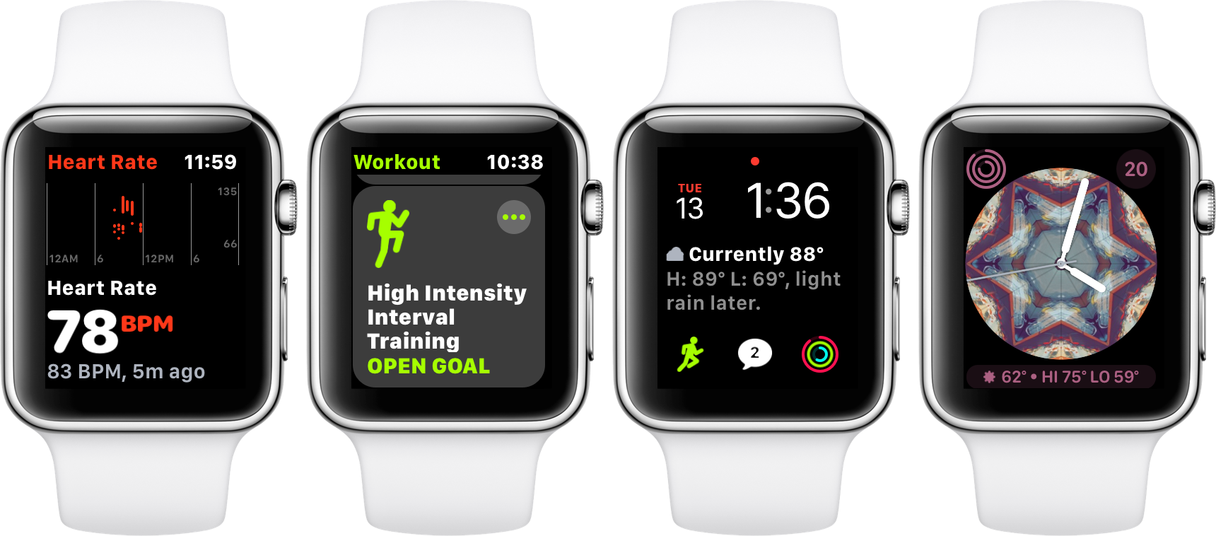 4 Minor but Welcome watchOS 4 Features