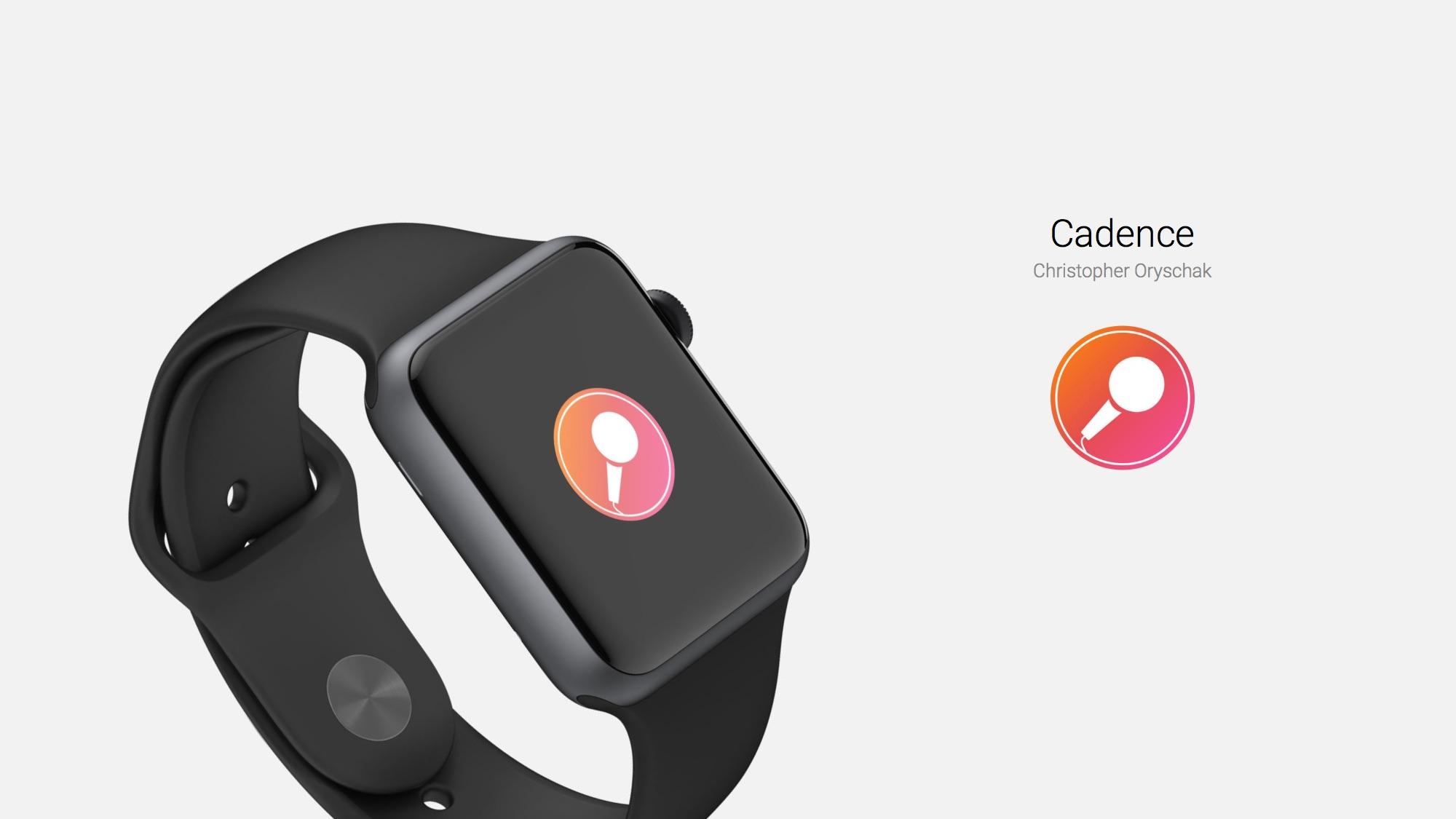 Cadence on Apple Watch Improves Your Public Speaking