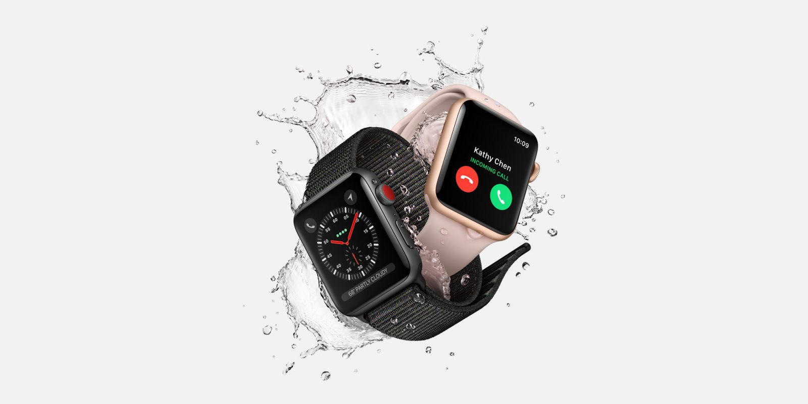 Your LTE Apple Watch Signal Meter Isn't Always Displayed