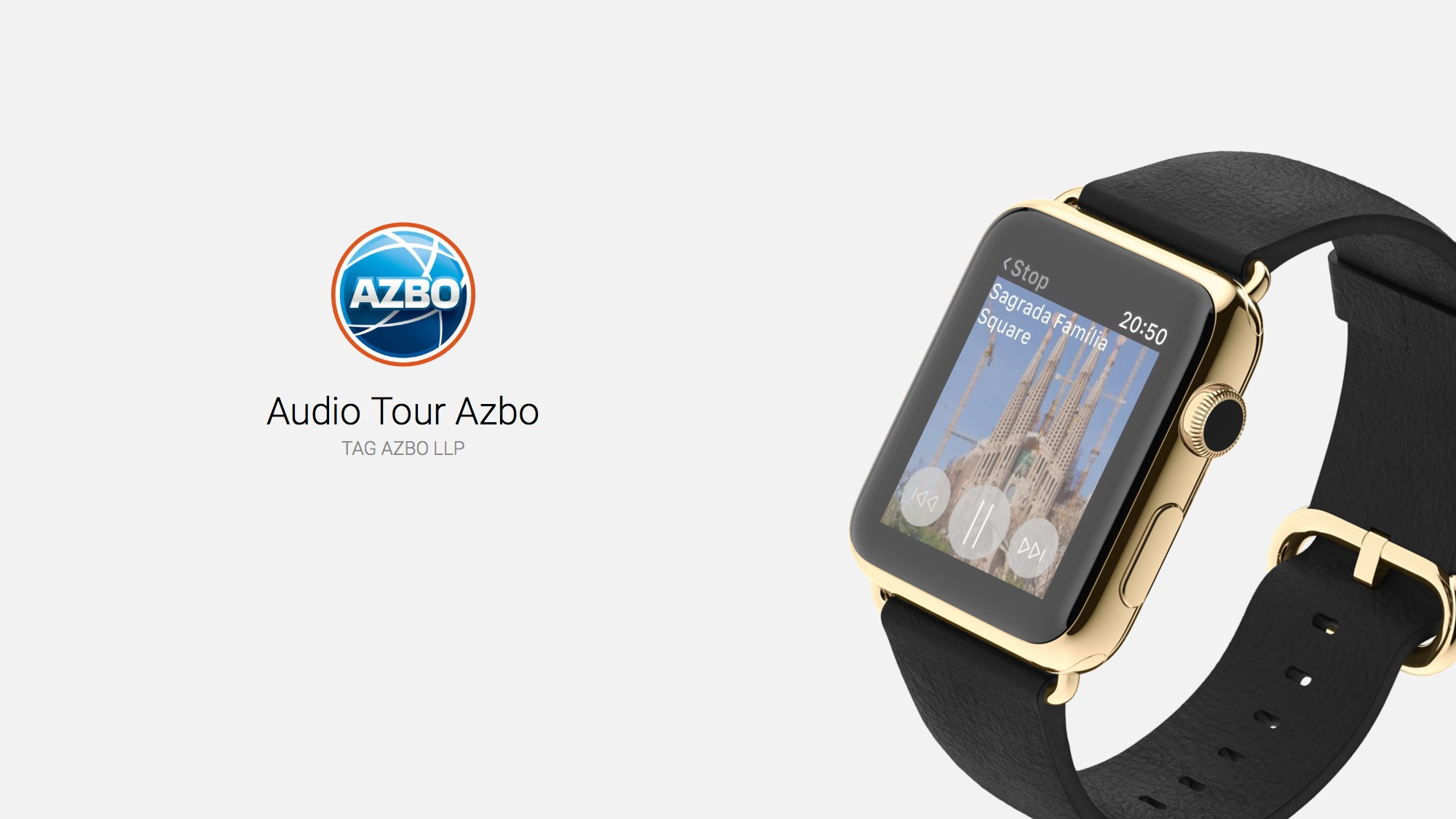Audio tour Azbo Uses Apple Watch to Be Your Tour Guide